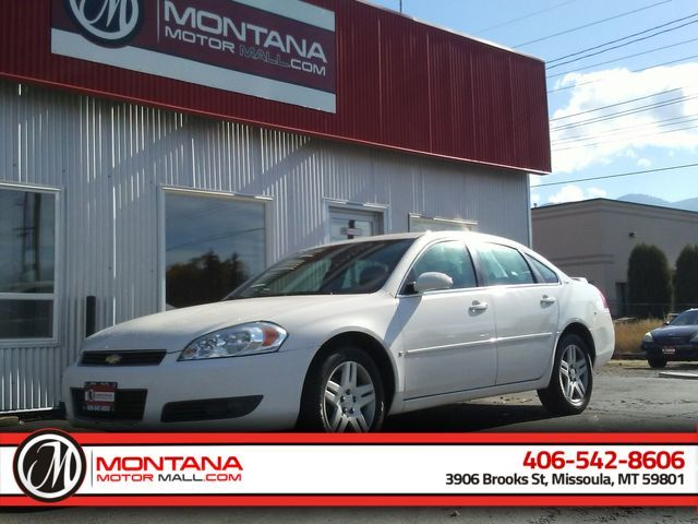 2007 Chevrolet Impala 3.9L LT in Missoula, MT 59801