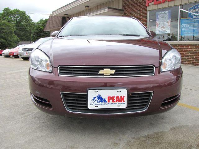 2007 Chevrolet Impala Police Pkg 9C1 in Medina OHIO, 44256