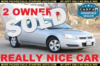 2007 Chevrolet Impala 3.5L LT Santa Clarita, CA