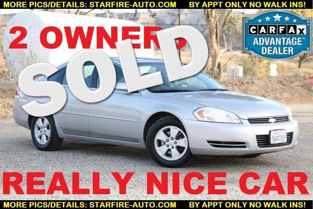 2007 Chevrolet Impala 3.5L LT Santa Clarita, CA 0