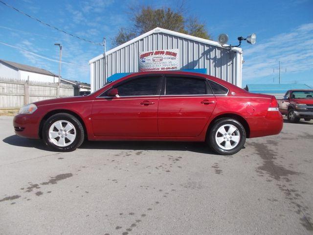 2007 Chevrolet Impala 3.5L LT Shelbyville, TN 1
