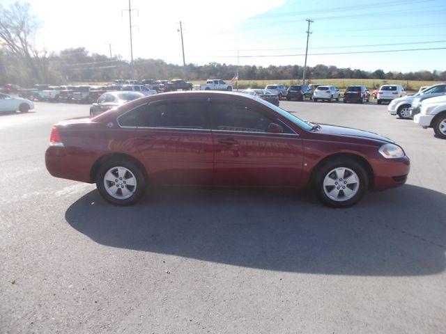 2007 Chevrolet Impala 3.5L LT Shelbyville, TN 10