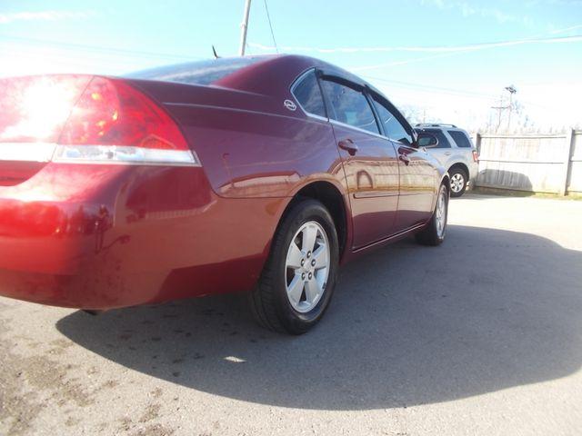 2007 Chevrolet Impala 3.5L LT Shelbyville, TN 11