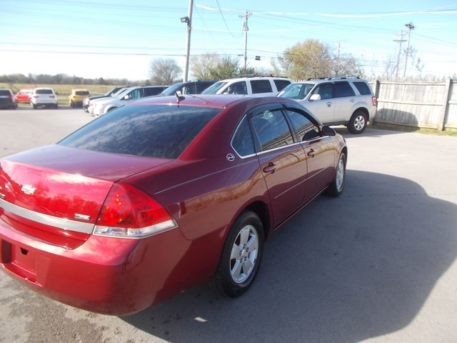 2007 Chevrolet Impala 3.5L LT Shelbyville, TN 12