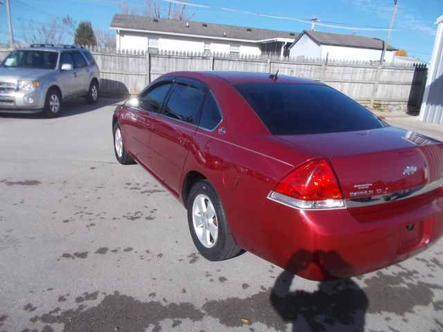 2007 Chevrolet Impala 3.5L LT Shelbyville, TN 4