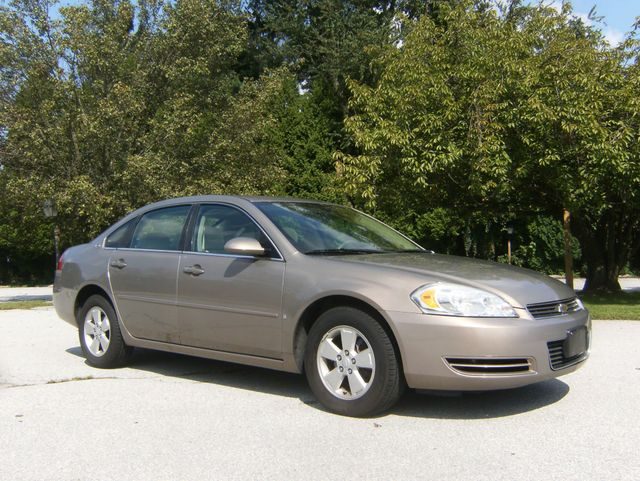 2007 Chevrolet Impala 3.5L LT West Chester, PA 0