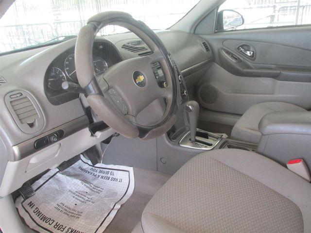 2007 Chevrolet Malibu LS w/1LS Gardena, California 4