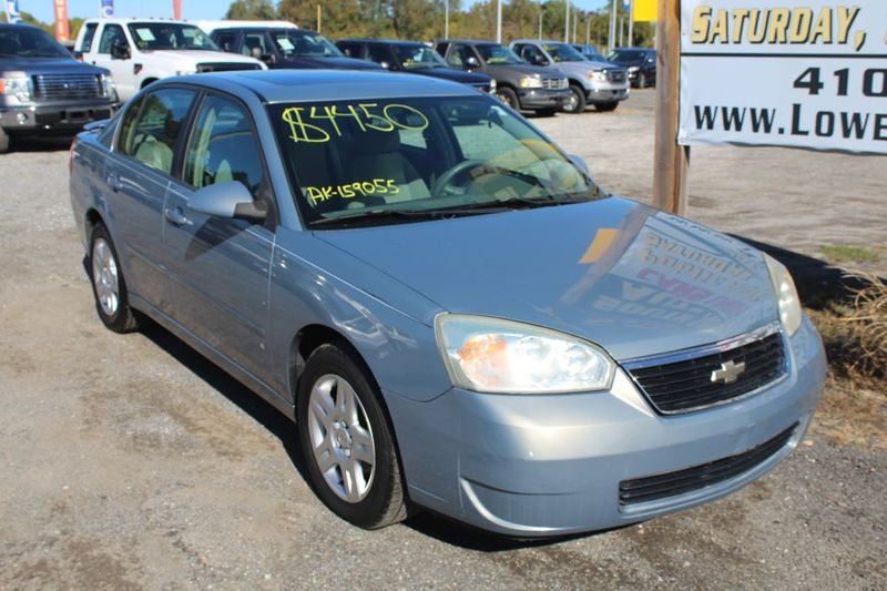 2007 Chevrolet Malibu LT w2LT  city MD  South County Public Auto Auction  in Harwood, MD