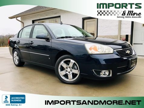 2007 Chevrolet Malibu LTZ V6 in Lenoir City, TN