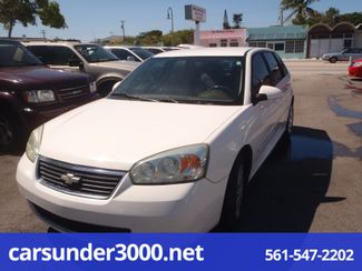 2007 Chevrolet Malibu Maxx LT Lake Worth , Florida