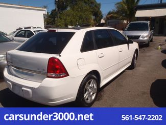2007 Chevrolet Malibu Maxx LT Lake Worth , Florida 3