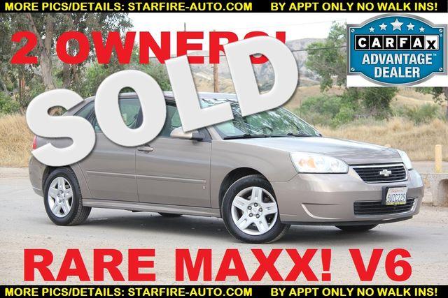 2007 Chevrolet Malibu Maxx LT Santa Clarita, CA 0