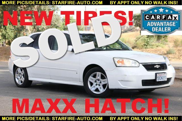 2007 Chevrolet Malibu Maxx LT Santa Clarita, CA