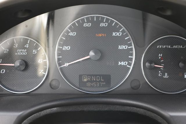 2007 Chevrolet Malibu Maxx LT Santa Clarita, CA 17