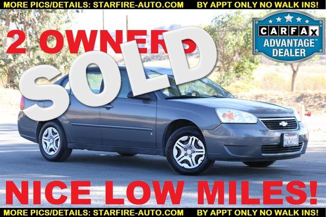 2007 Chevrolet Malibu LS w/1FL Santa Clarita, CA