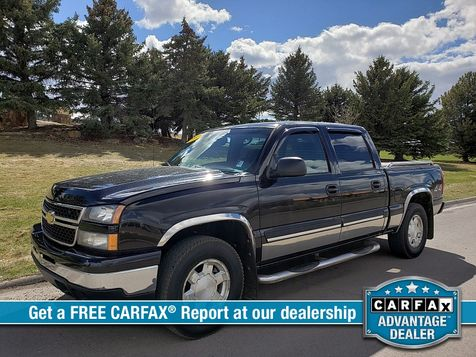 2007 Chevrolet Silverado 1500 2WD Crew Cab LS in Great Falls, MT