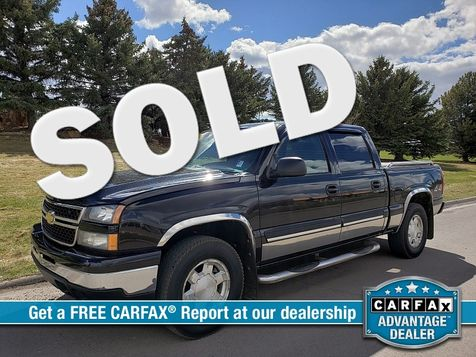 2007 Chevrolet Silverado 1500 4WD Crew Cab LS in Great Falls, MT