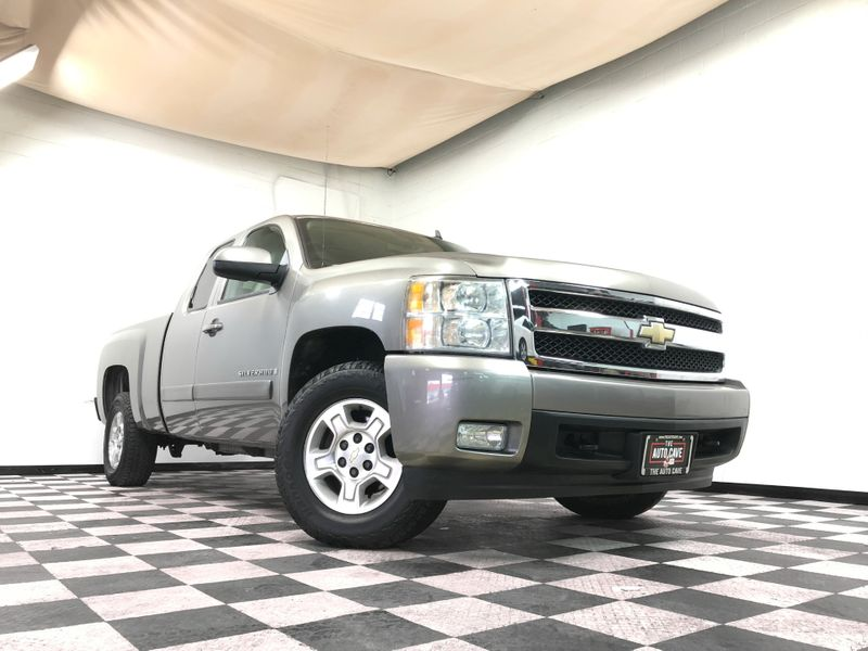 2007 Chevrolet Silverado 1500 *EXTENDED CAB PICKUP 4-DR*LT1 Ext. Cab 2WD*5.3L V8 | The Auto Cave in Addison