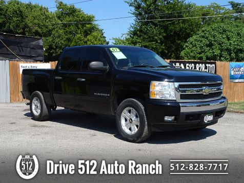 2007 Chevrolet Silverado 1500 LT w/1LT in Austin, TX