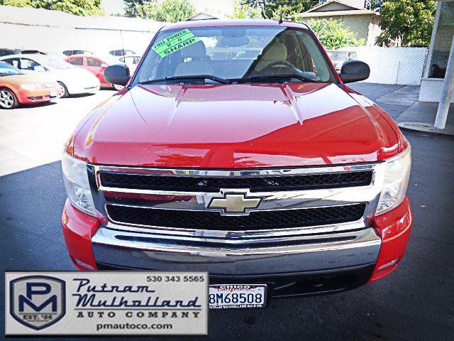 2007 Chevrolet Silverado 1500 LT w/1LT Chico, CA 1