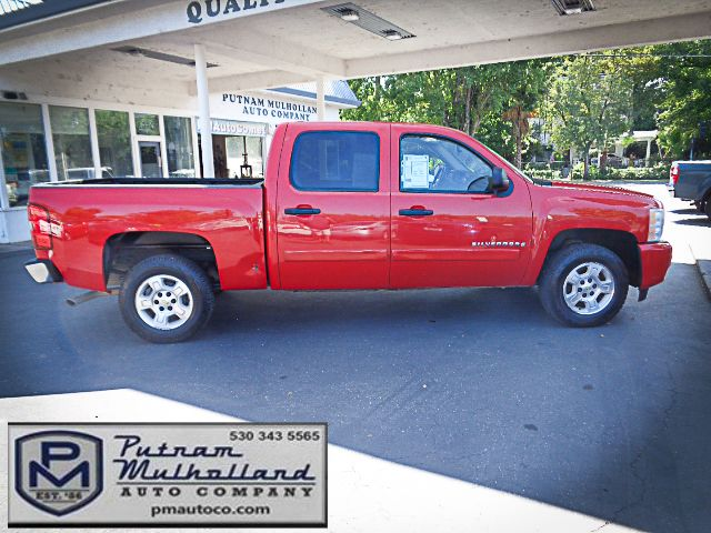 2007 Chevrolet Silverado 1500 LT w/1LT Chico, CA 7