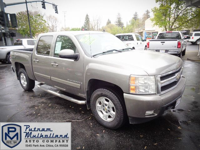 2007 Chevrolet Silverado 1500 LTZ in Chico, CA 95928