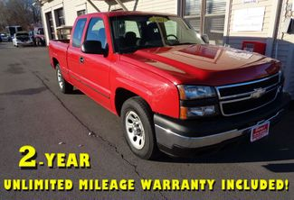 2007 Chevrolet Silverado 1500 Classic Work Truck in Brockport, NY 14420