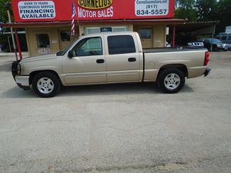 2007 Chevrolet Silverado 1500 Classic LT1   Fort Worth, TX   Cornelius Motor Sales in Fort Worth TX