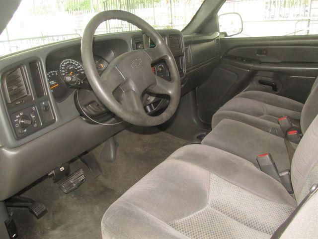 2007 Chevrolet Silverado 1500 Classic LS Gardena, California 4