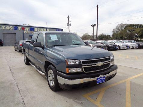 2007 Chevrolet Silverado 1500 Classic Work Truck in Houston