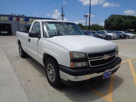 2007 Chevrolet Silverado 1500 Classic Work Truck in Houston