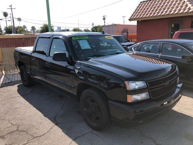 2007 Chevrolet Silverado 1500 Classic LT3 CAR PROS AUTO CENTER (702) 405-9905 Las Vegas, Nevada 1