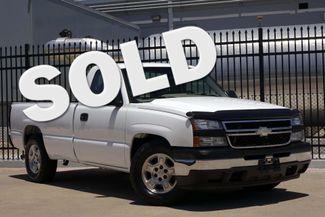 2007 Chevrolet Silverado 1500 Classic CLEAN CARFAX * Tow Pkg * COLD A/C * 150k Miles * Plano, Texas