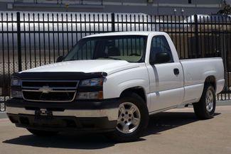 2007 Chevrolet Silverado 1500 Classic CLEAN CARFAX * Tow Pkg * COLD A/C * 150k Miles * Plano, Texas 1