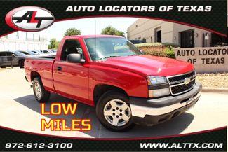 2007 Chevrolet Silverado 1500 Classic Work Truck in Plano, TX 75093