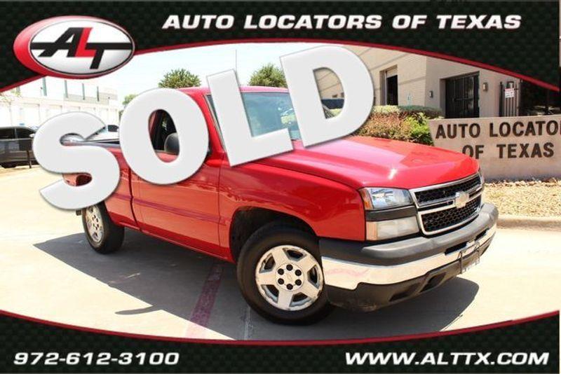 2007 Chevrolet Silverado 1500 Classic Work Truck   Plano, TX   Consign My Vehicle in Plano TX