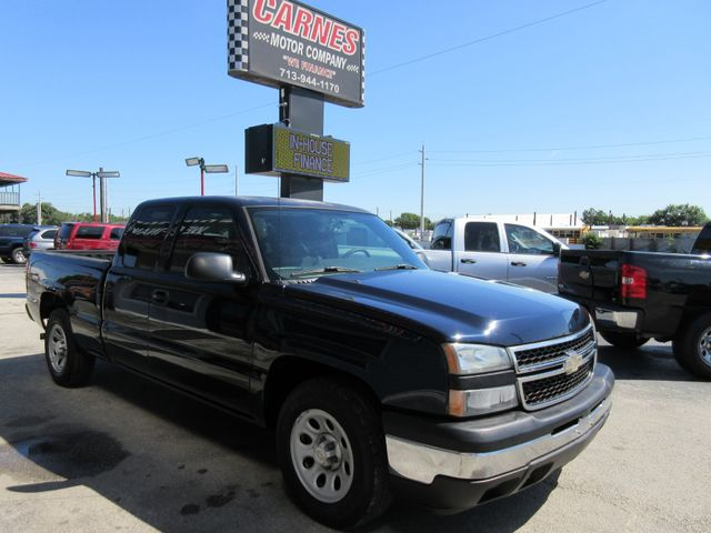 2007 Chevrolet Silverado 1500, PRICE SHOWN IS THE DOWN PAYMENT south houston, TX 5