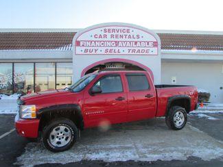 2007 Chevrolet Silverado 1500 Crew LT 4X4 in Fremont OH, 43420