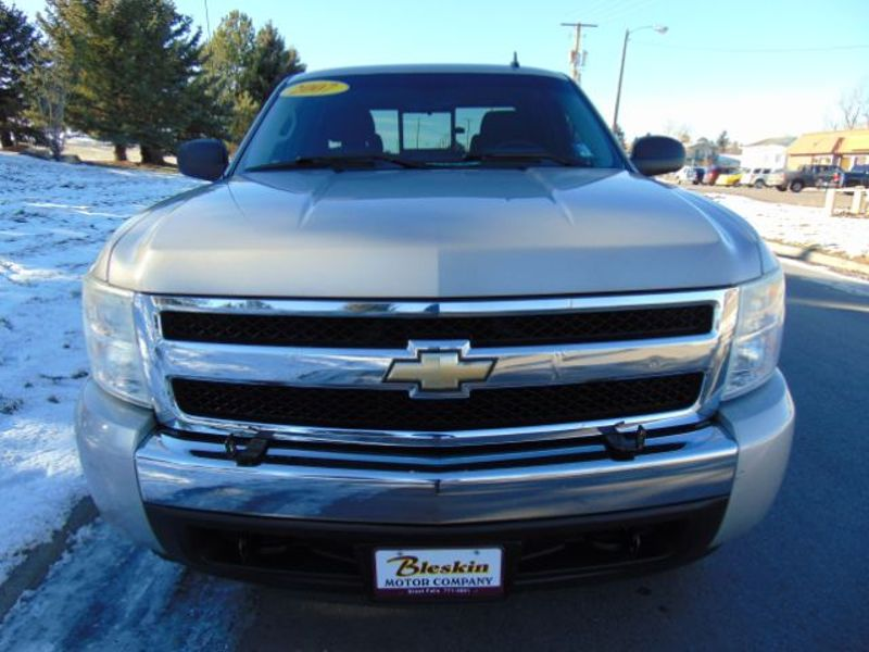 2007 Chevrolet Silverado 1500 Work Truck  city MT  Bleskin Motor Company   in Great Falls, MT