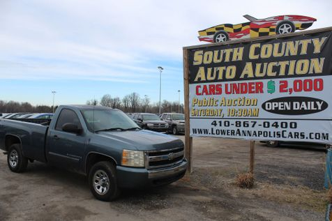 2007 Chevrolet Silverado 1500 LT w/1LT in Harwood, MD