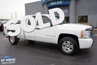 2007 Chevrolet Silverado 1500 LT w/1LT | Memphis, TN | Mt Moriah Truck Center in Memphis TN