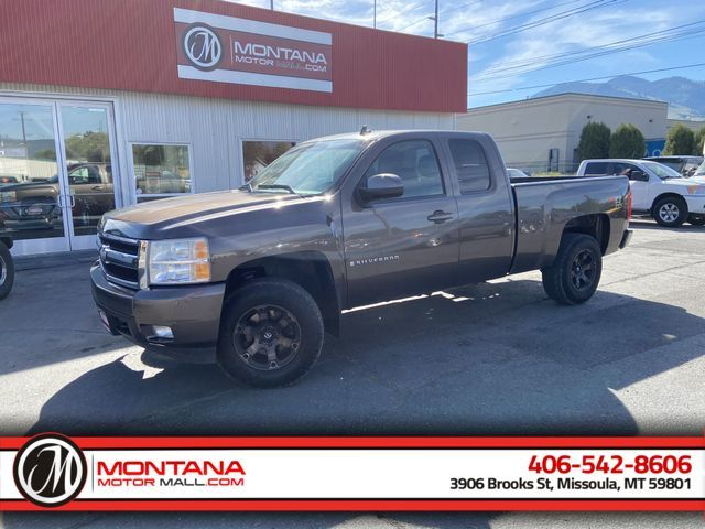 2007 Chevrolet Silverado 1500 LTZ in Missoula, MT 59801