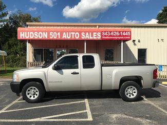 2007 Chevrolet Silverado 1500 Work Truck | Myrtle Beach, South Carolina | Hudson Auto Sales in Myrtle Beach South Carolina