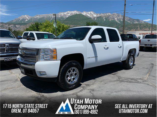 2007 Chevrolet Silverado 1500 LT w/1LT | Orem, Utah | Utah Motor Company in  Utah
