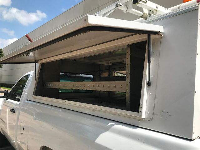 2007 Chevrolet Silverado 1500 Utility Topper Raks, Bins, Ladder rack. in Plano, Texas 75074