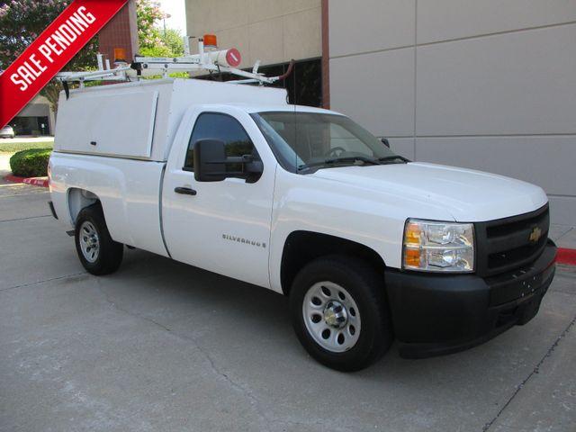 2007 Chevrolet Silverado 1500 Work Truck in Plano, Texas 75074