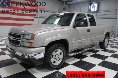 2007 Chevrolet Silverado 1500 Classic LT Z71 4x4 Extended Cab New Tires 1 Owner in Searcy, AR