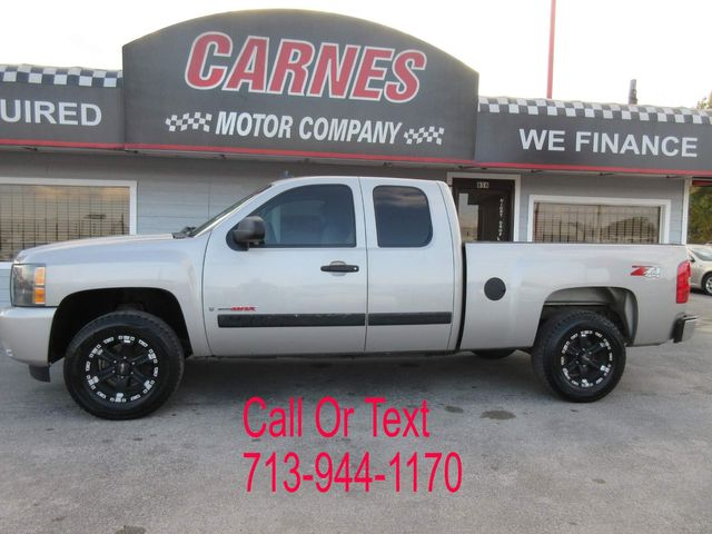 2007 Chevrolet Silverado 1500 LT w/2LT south houston, TX