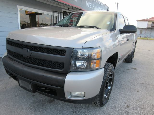 2007 Chevrolet Silverado 1500 LT w/2LT south houston, TX 1