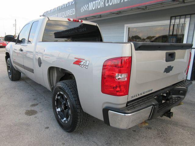 2007 Chevrolet Silverado 1500 LT w/2LT south houston, TX 2